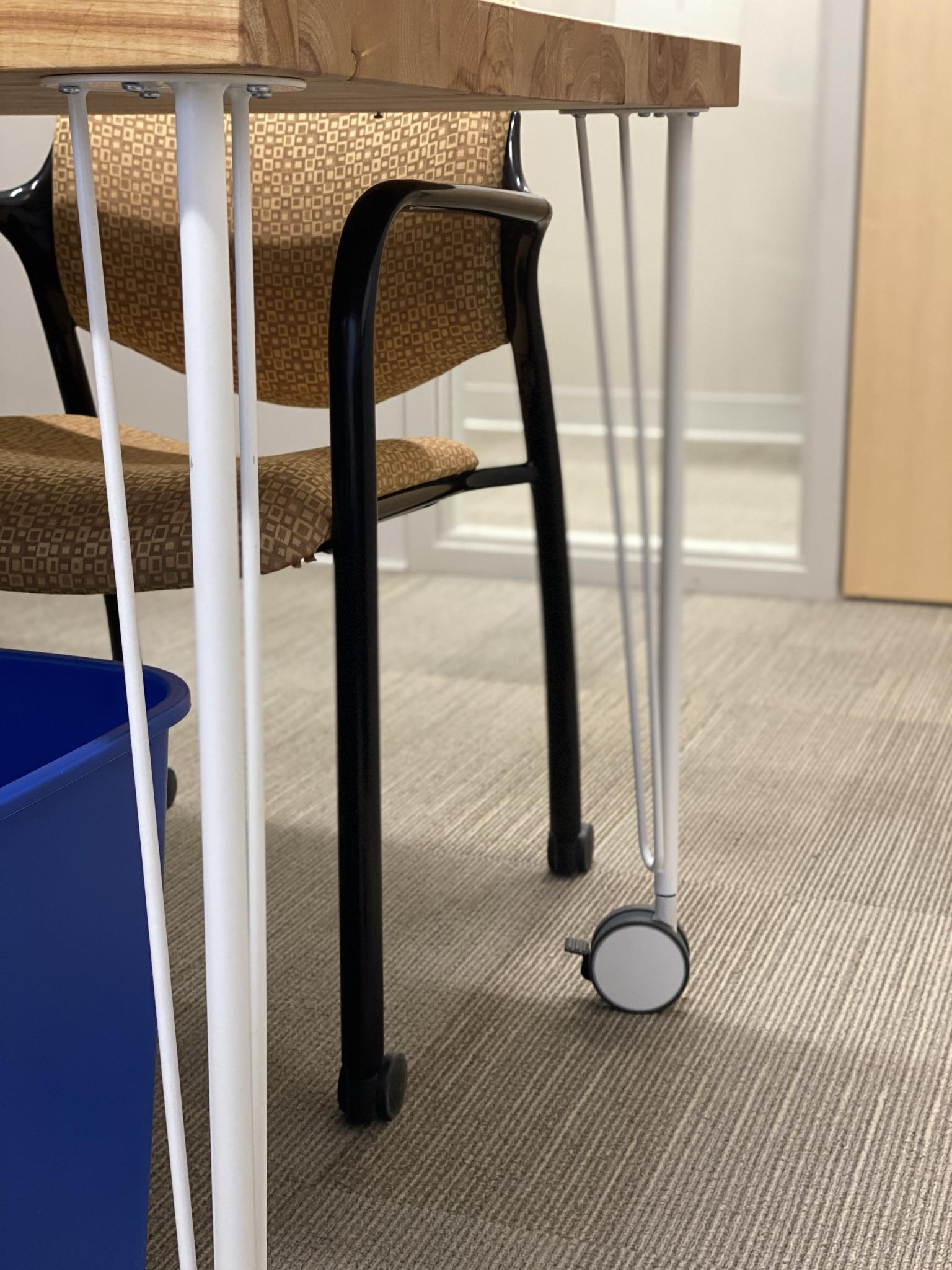 Agile Workspace - Office Furniture On Wheels