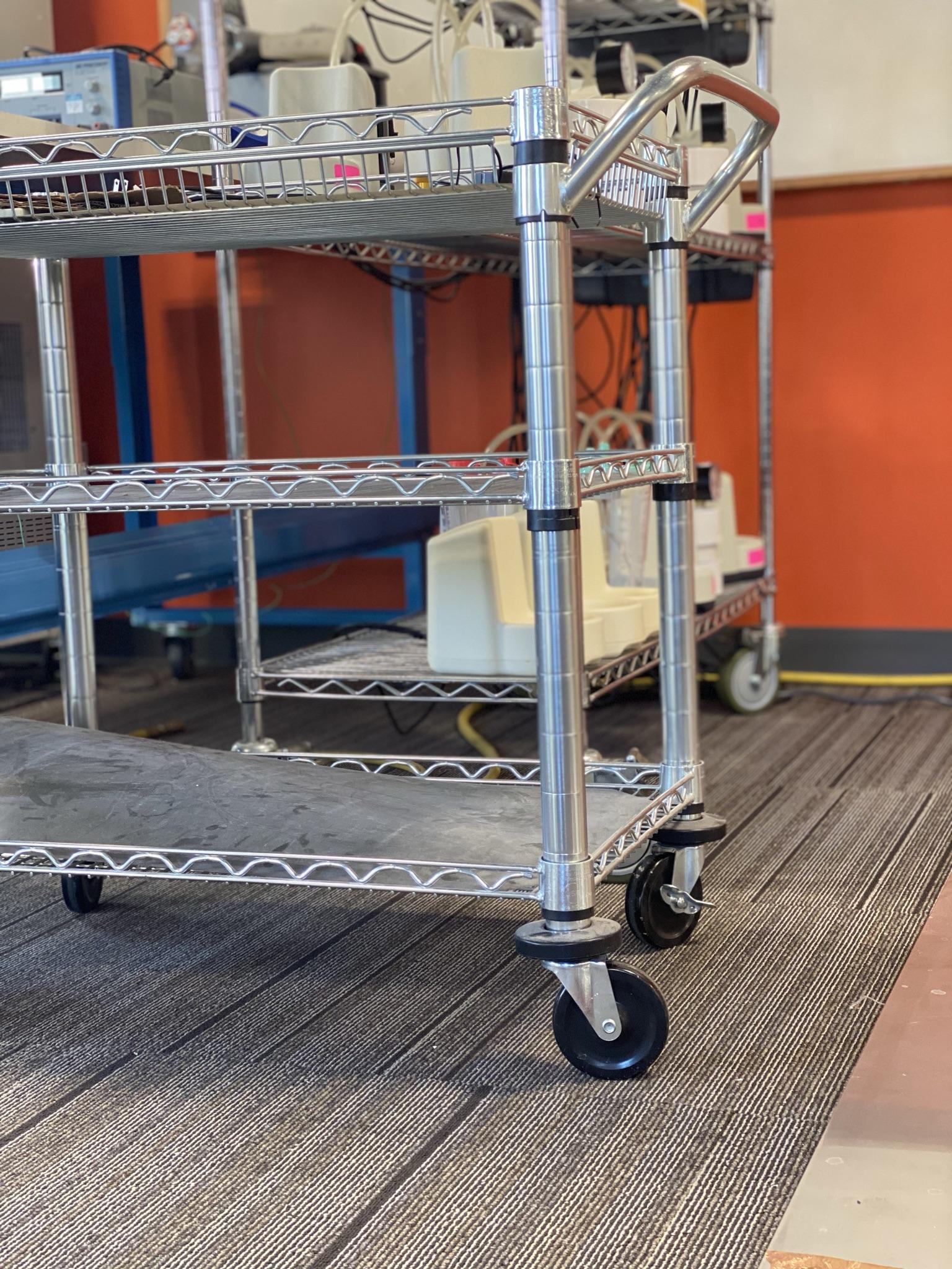 Agile Workspace - DryDoc On Wheels