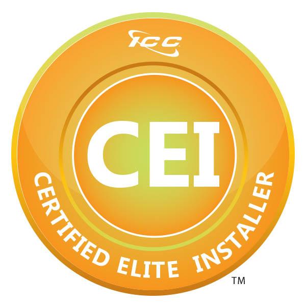 ICC Certified Elite Installer Logo