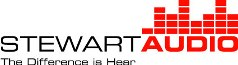 Stewart Audio logo