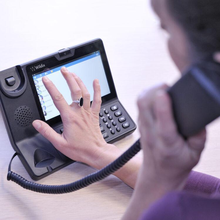 w Vision Phone