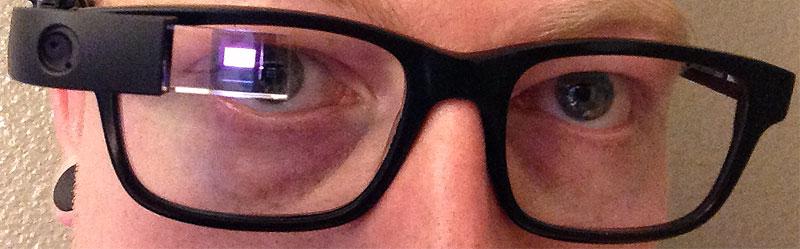 Josh Highland Google Glass Prescription Lenses