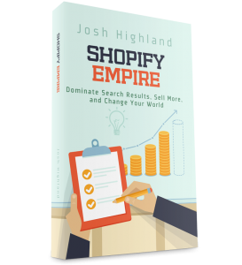 Shopify Empire SEO Book