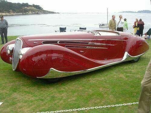 1939 Delahayw