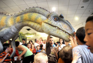 """Summer Camp at The Science Center: """"Dino Daze!"""" 3 day camp @ The Science Center"""