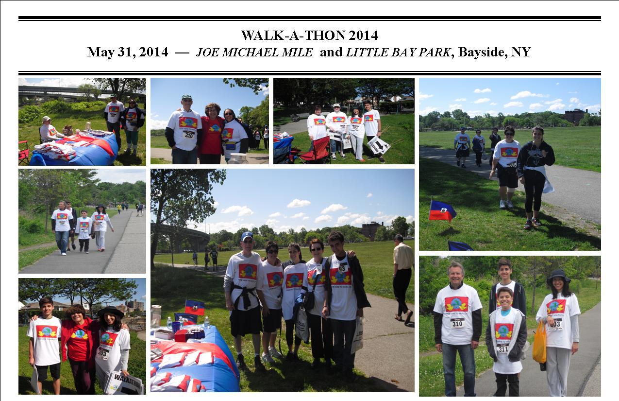 Belimage - Events - Walkathon2014