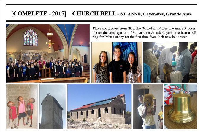 Belimage - ProjectsComplete - Cayemites StAnneBell