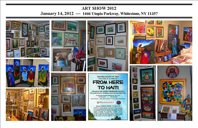 Events - ArtShow2012
