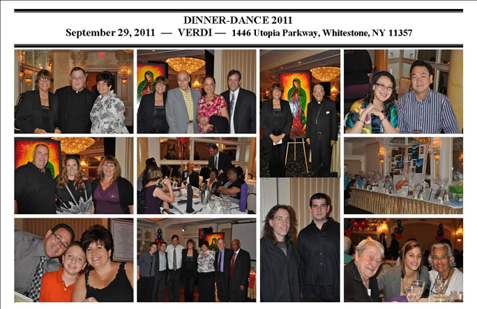 Events - DinnerDance2011