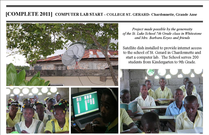 ProjectComplete - CollegeStGerardInternet