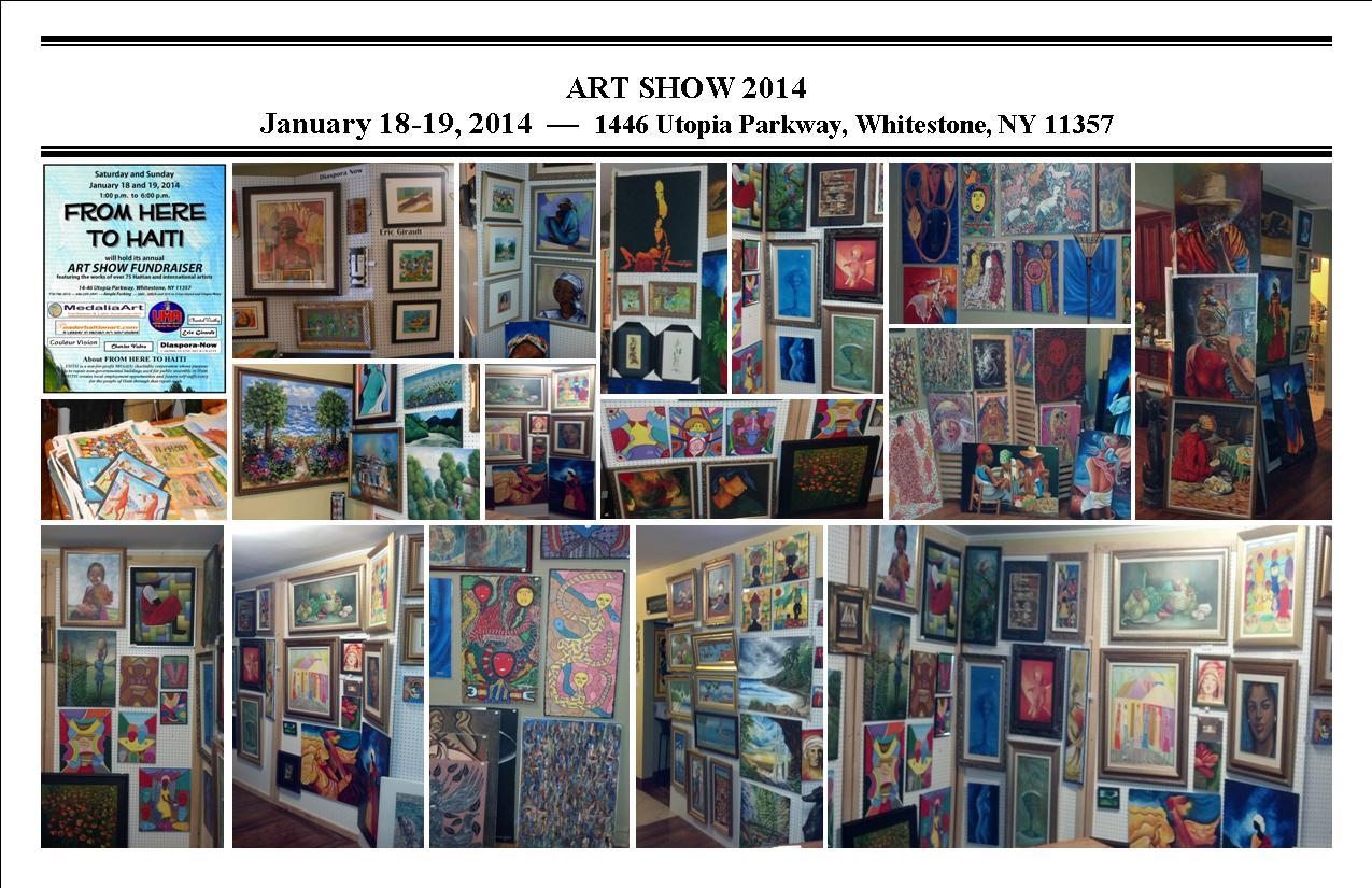 Belimage - Events - ArtShow2014