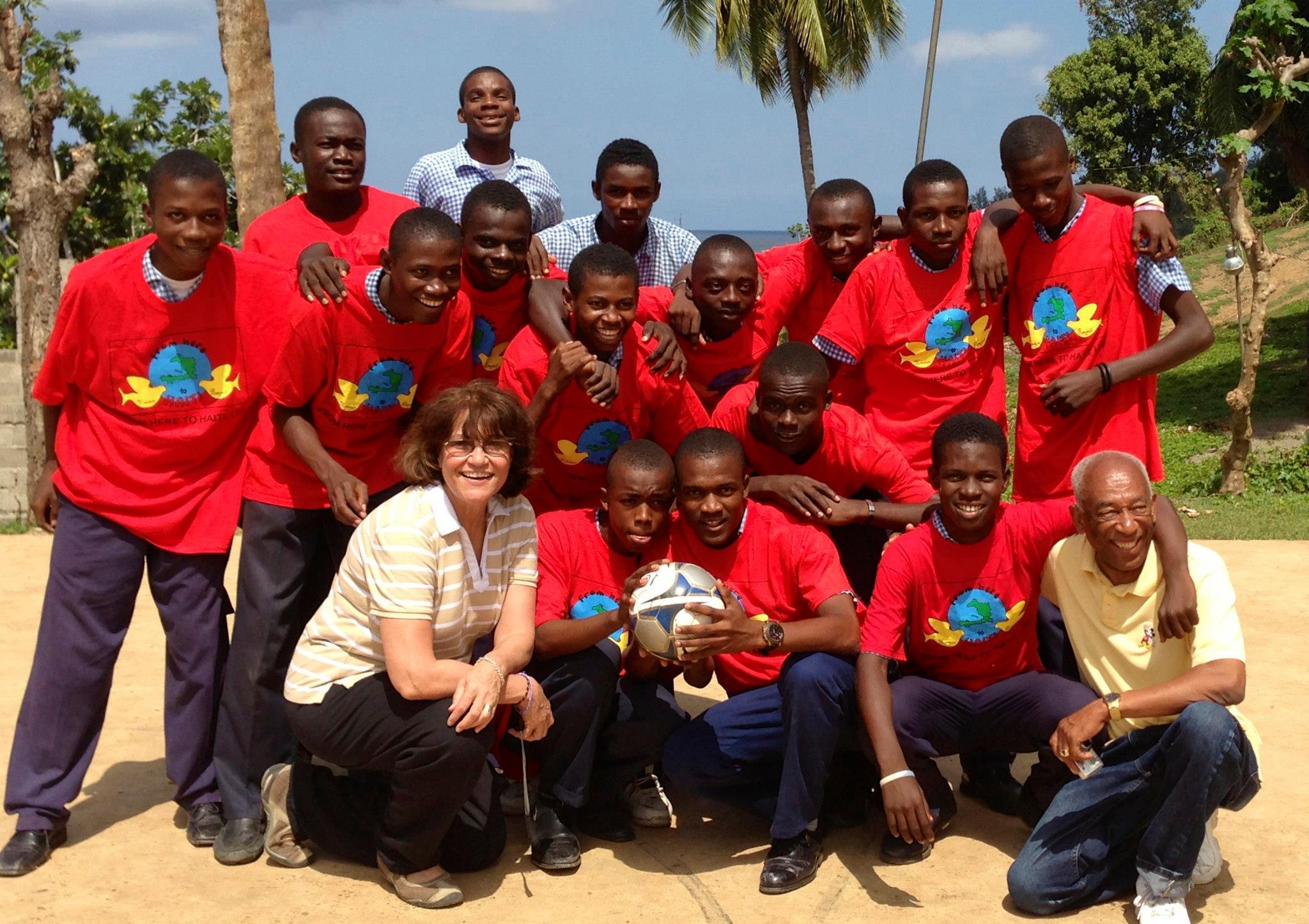 FHTH soccer team