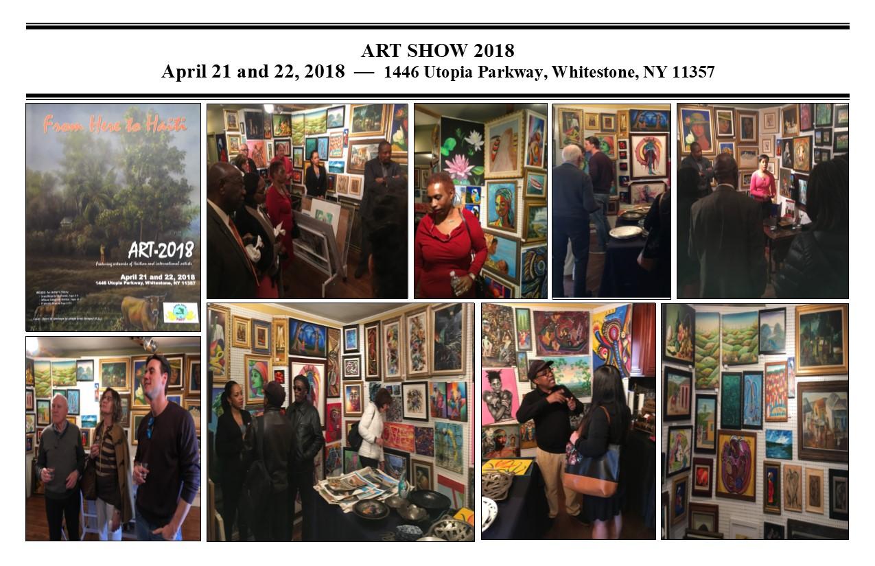 Belimage - Events - ArtShow2018