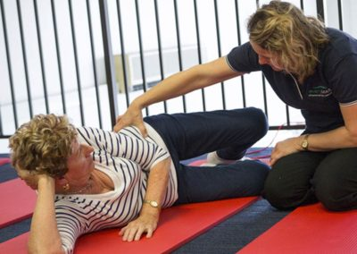 Clinical Pilates classes with Jenny