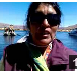 Canadian Salmon introduced in Lake Titicaca, Peru via Chile