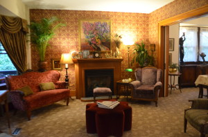 The Drawing room! (oh the high and mighty ye ol' English)