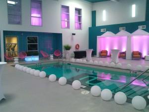 ALOFT Calgary Pool