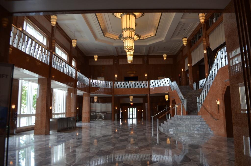 The Smith Center Interior