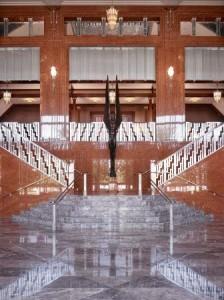 Grand Lobby  Courtesy of The Smith Center