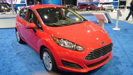 Ford Vehicle Ergonomics & Design