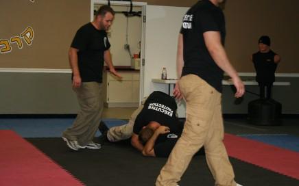 Take-down during ESS Global Corp Executive Training