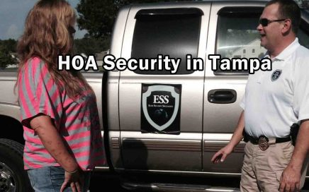 HOA Security Tampa