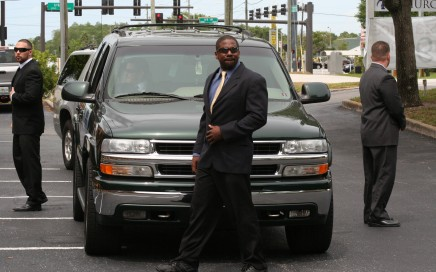 Executive Protection Services Florida - ESS Global Corp - On The Job