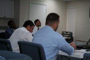 Orlando D Florida security guard training