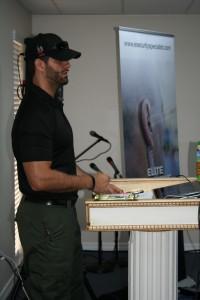 Orlando D Florida security guard training - 2