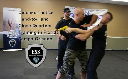 defense tactics training in florida