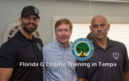 Florida D.O.E approved G license Training in Tampa