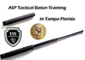 Tactical Baton Training in Tampa 2