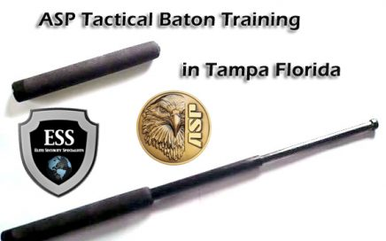 ASP Expandable Baton Training in Tampa August 21 2-16