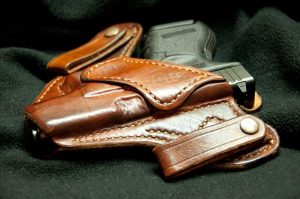 Florida Concealed Carry Guide - get a good holster