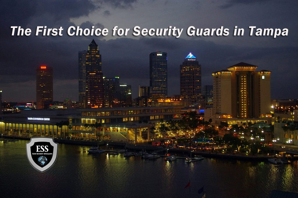 security guards in Tampa