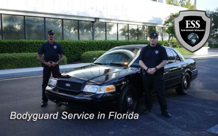 bodyguard service in florida