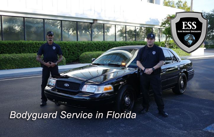 bodyguard and executive protections services in Florida