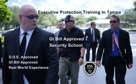 GI Bill Approved Security School