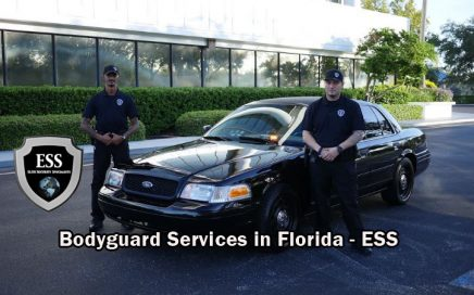 Bodyguard Services in Florida - ESS Global Corp