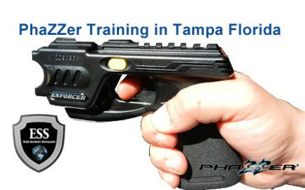 Phazzer Training in Tampa May 13