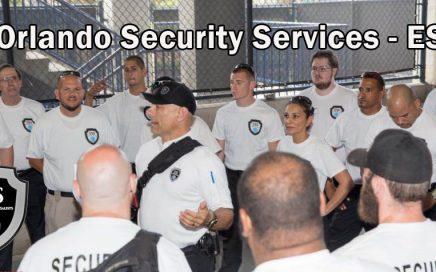 Orlando Security Services
