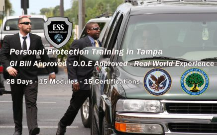 GI Bill Approved Personal Protection Training