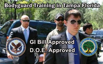 Bodyguard Training in Tampa Florida