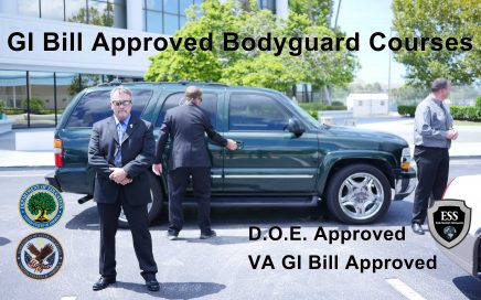 GI Bill Approved Bodyguard Courses