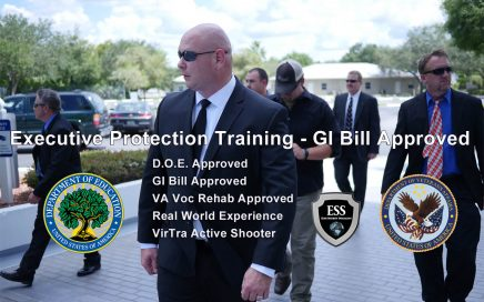 Florida Executive Protection Training