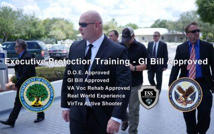 Florida Executive Protection Training