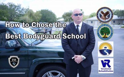 Top Bodyguard Schools - How to Chose the Best Bodyguard School