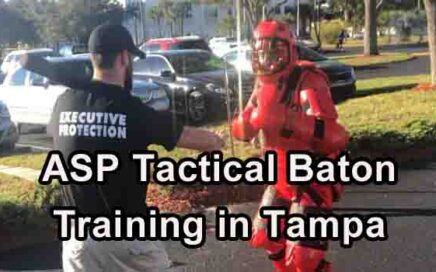 ASP Tactical Baton Training in Tampa