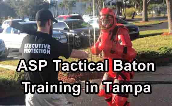 ASP Tactical Baton Training in Tampa