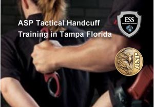 ASP Tactical Handcuff Training in Tampa